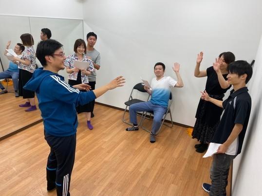 感情開放で鍛える演技力向上ワークショップ(舞台、映像)の画像