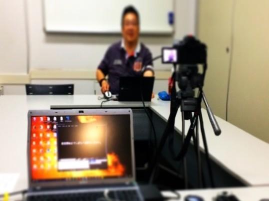 インターネット生放送&ウェビナー制作配信講座の画像