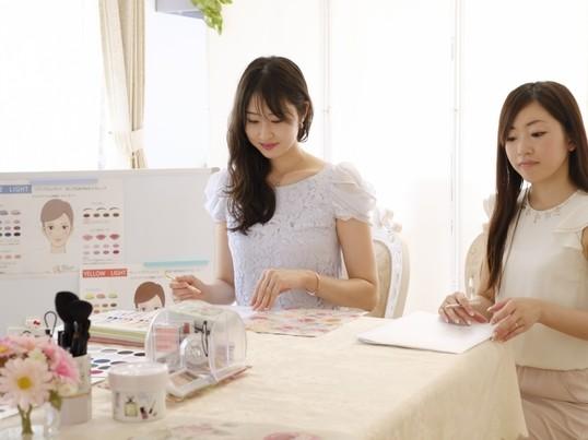 【横浜東京】JPMパーソナルメイク®認定2級講座の画像