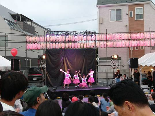 初めてでも安心★ダンスサークルAmyu サマーワークショップの画像