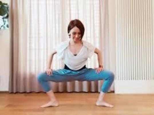 2時間で身に付く日本美人の秘訣!「足腰編」の画像