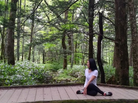 Yoga×Aroma空間の画像