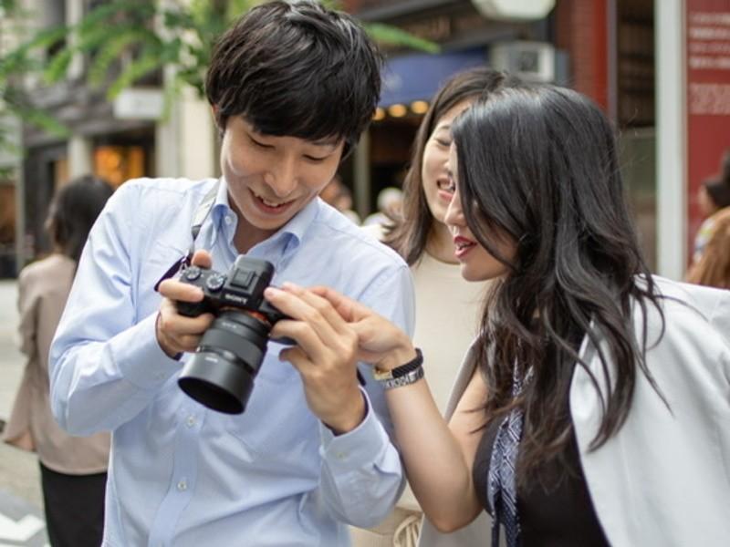 【個人レッスン】その一眼レフカメラ、本当に使えてますか?の画像