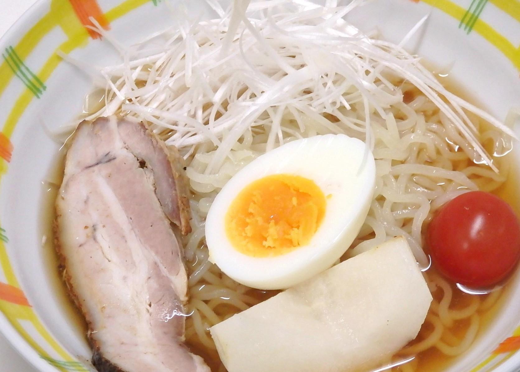 家庭で作る「盛岡冷麺」の画像