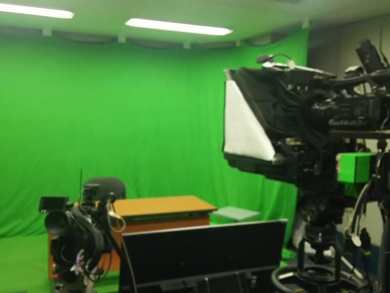 Tricasterを使った合成バーチャルスタジオの基礎編の画像