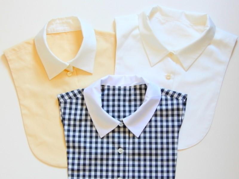 洋裁の基礎がギュッと詰まった「付け衿」製作の画像