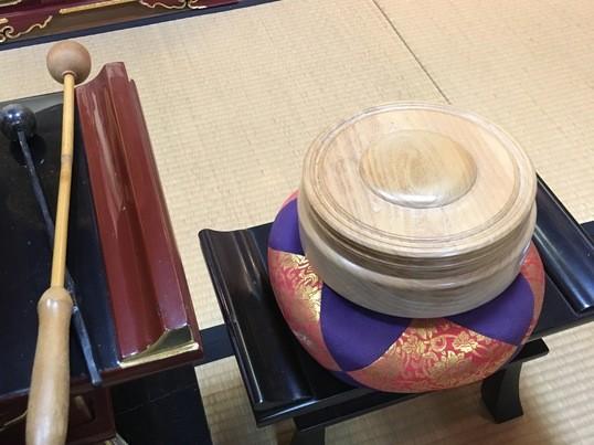お寺の仏具学びのセミナーの画像
