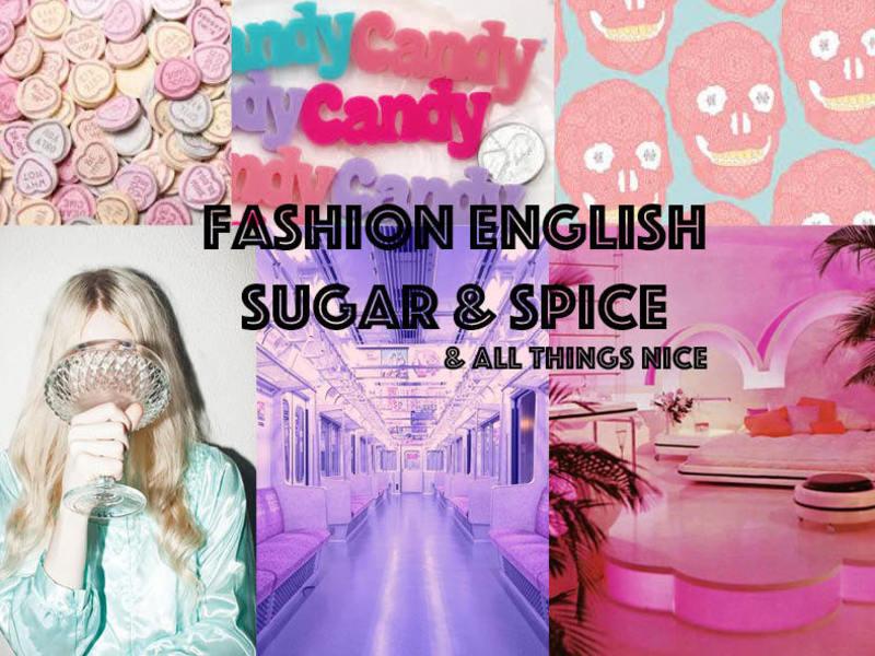 興味のあるトピックで学ぶファッション英語の画像