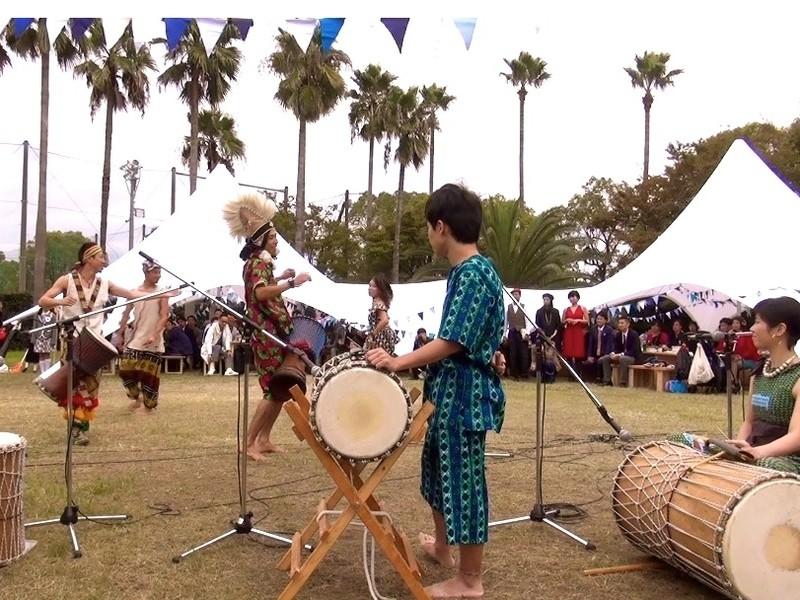 番外編:ジャンベで踊るアフリカンダンス!mini WORKSHOPの画像