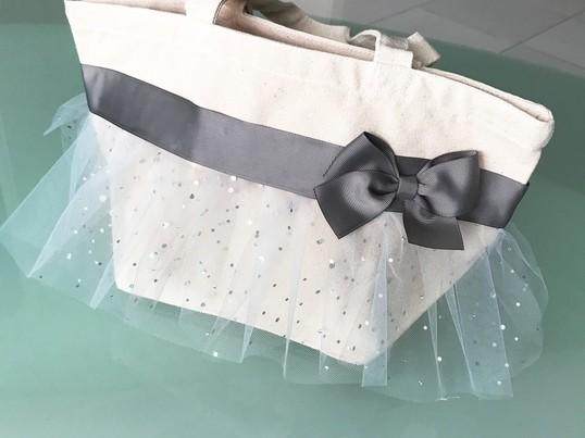 簡単でかわいいフリリーバッグを作りませんか?の画像