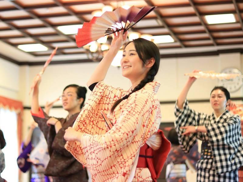 新日本舞踊・民謡舞踊教室の画像