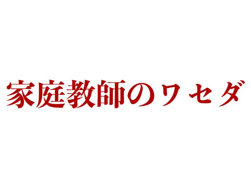 【早稲田大学志望学生向け】 英語マンツーマン授業の画像