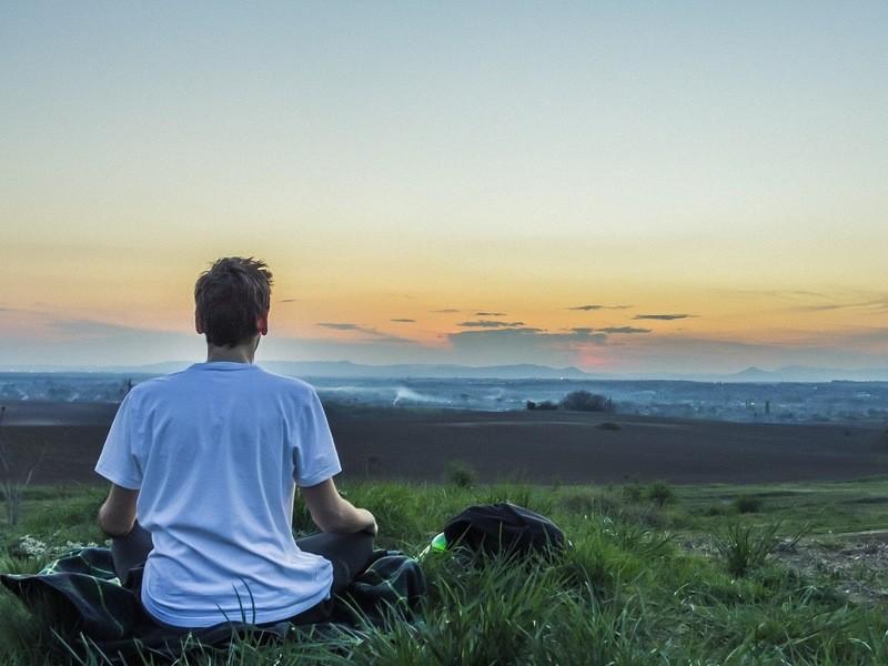 新月・満月のマインドフルネス瞑想会の画像