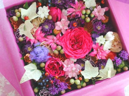 大切な人に贈る幸せの宝石箱 .。・..*の画像