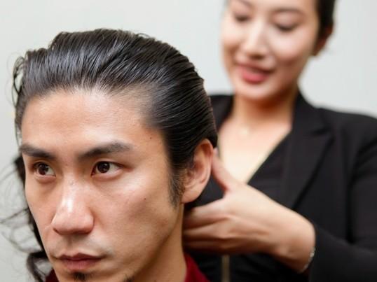 【男性限定】プロがレクチャー!あなたに1番似合うヘアセットの画像