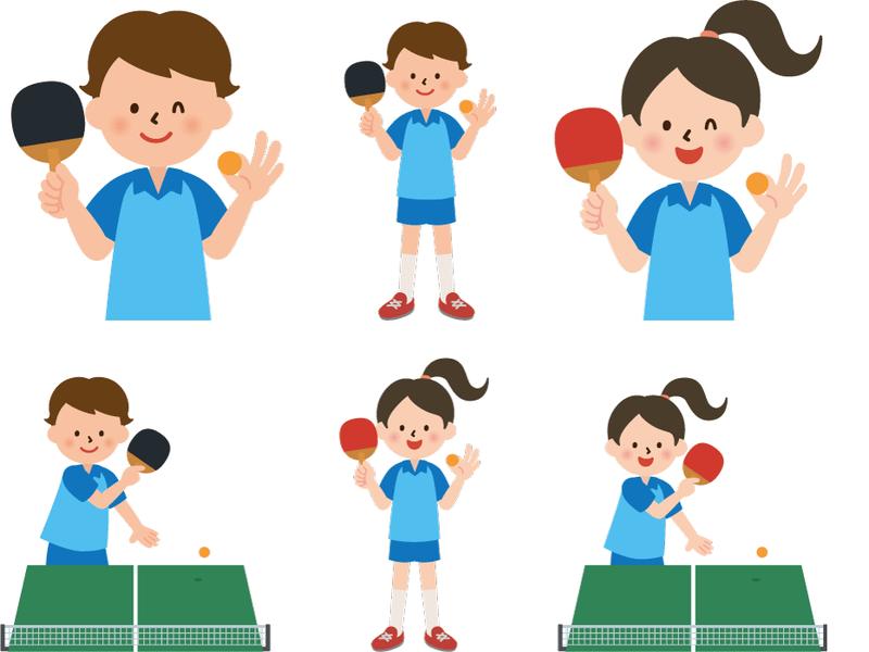 【超初心者大歓迎】1日で上手くなる卓球のコツを教えます!の画像