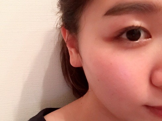 誰でも簡単に、旬の眉毛を作る方法の画像