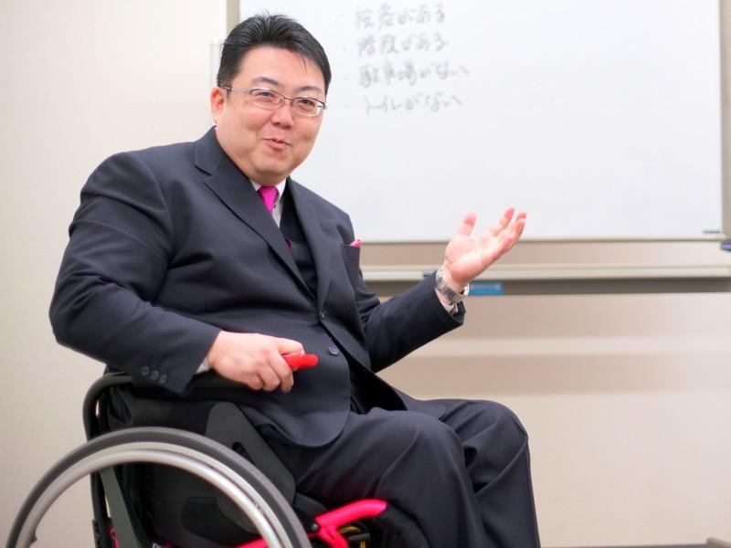 第3弾 職場のバリアフリー【車椅子編】の画像