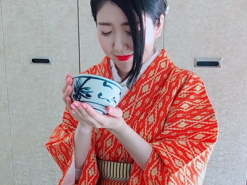 呉服屋の孫が教える着物着付け【普段着】in神楽坂の画像