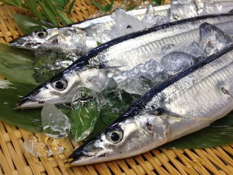 秋はやっぱり秋刀魚!三枚におろして美味しい料理を作ります。の画像