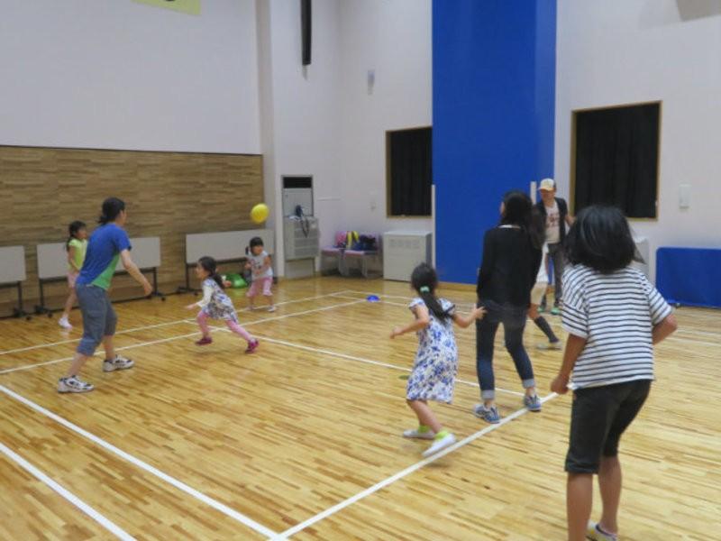 親子で一緒に体を動かして楽しむ!遊び方講座の画像