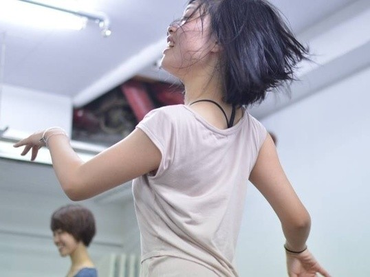 みんなで楽しくシアタージャズダンスの画像