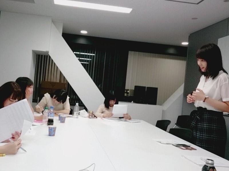 五戸美樹のトークレッスン〜人前で話すのが怖くなくなる話し方教室〜の画像