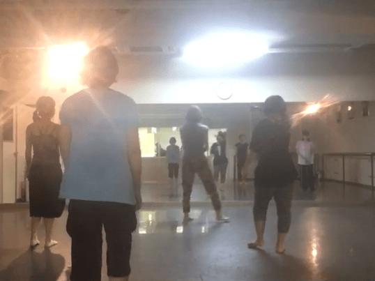 【役者志望限定!】JAZZ DANCE講座の画像