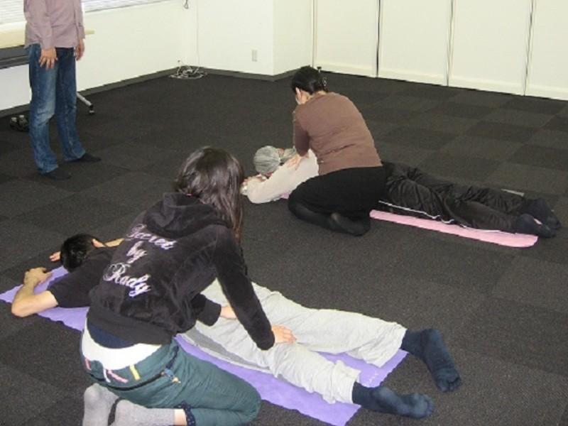 大東流合気柔術の合気技法に特化した合気感覚の画像