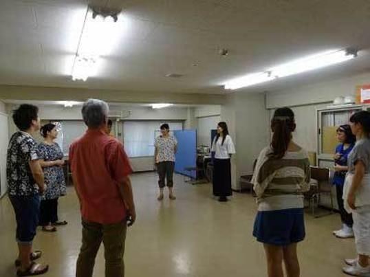 FM宝塚主催演劇ワークショップの画像