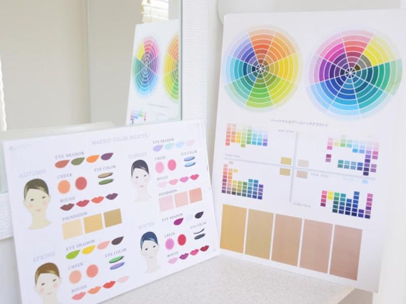 【年始特別企画 】ワタシを更新するためのパーソナルカラー活用術の画像