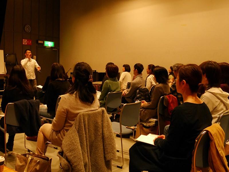 GOSPEL COLLEGE|曲を歌いこなすためのヴォーカル講座の画像
