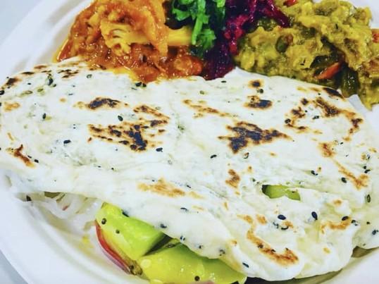 【 グルテンフリー & ヴィーガン 】インド料理初級講座の画像