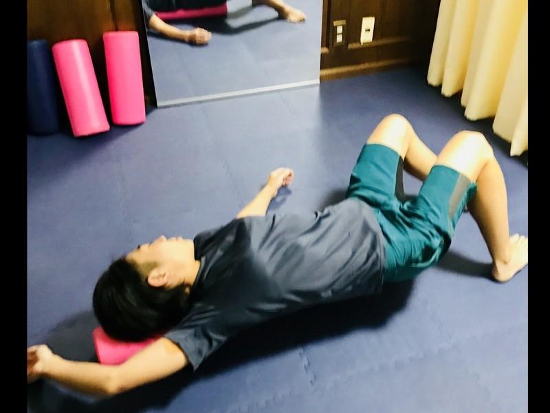 「筋膜ストレッチ」体験付き ストレッチポールで姿勢も動作も改善!の画像