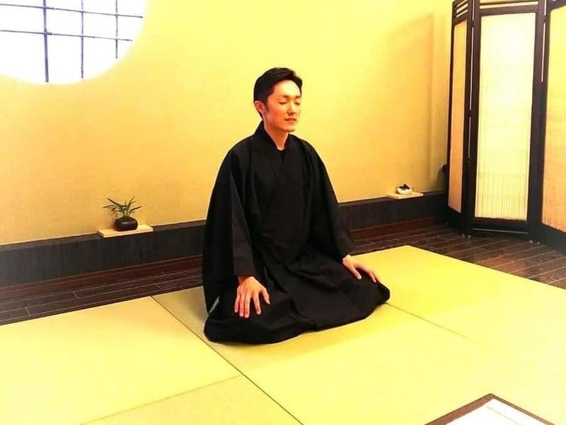 お坊さんから教わる瞑想レッスン[初回体験]の画像