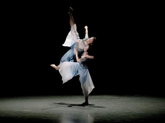 やさしいバレエ・コンテンポラリーダンスの画像