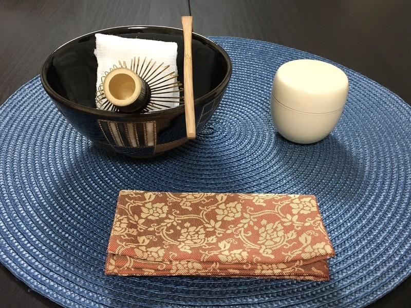 茶道のキホンを学ぶ。1DAYテーブル茶道体験「おもてなし茶の湯」の画像