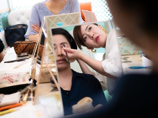 【愛され顔シリーズ】あなたが主役のメイクレッスン♡基礎トレ編の画像