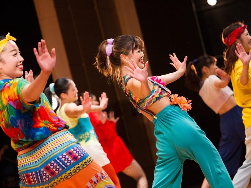 目指せエンターテイナー!テーマパーク&エンターテインメントダンスの画像