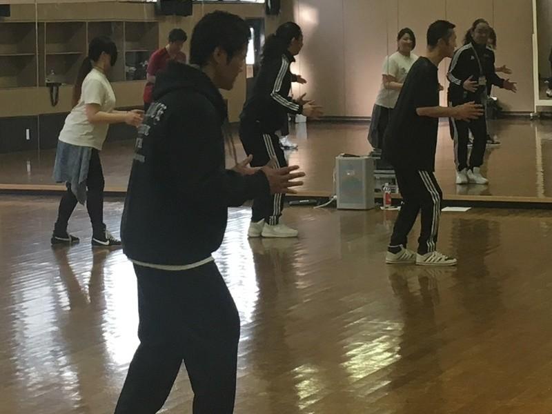ロボットダンス入門講座の画像