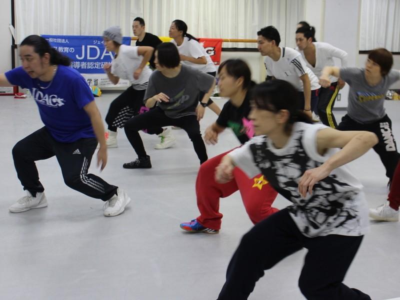 『リズムダンス ステップ Ⅱ』講座の画像