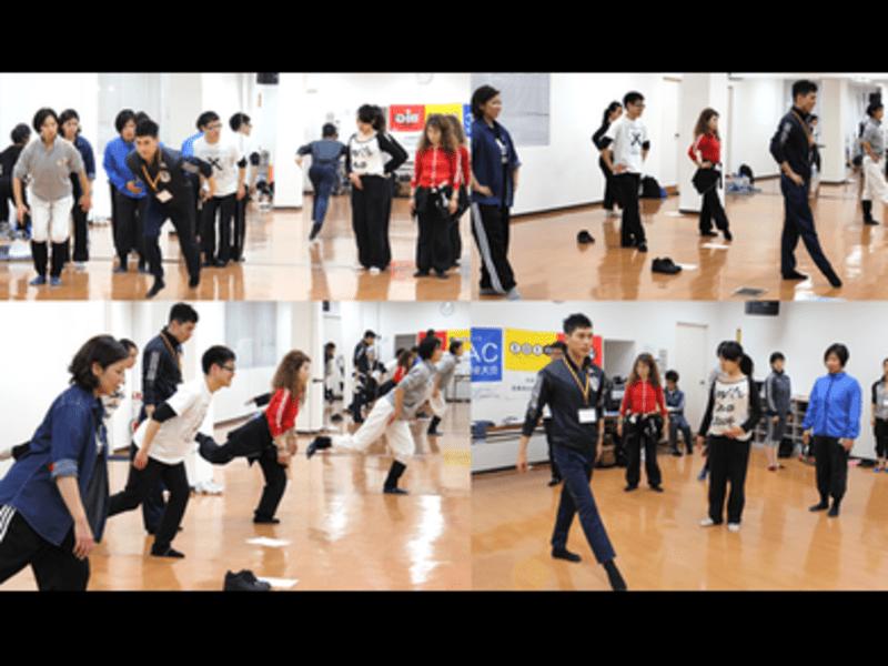 『ダンス基礎Ⅰ』講座の画像