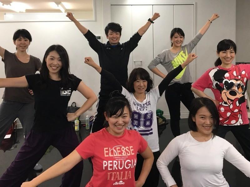 『チアダンス入門Ⅱ』講座の画像
