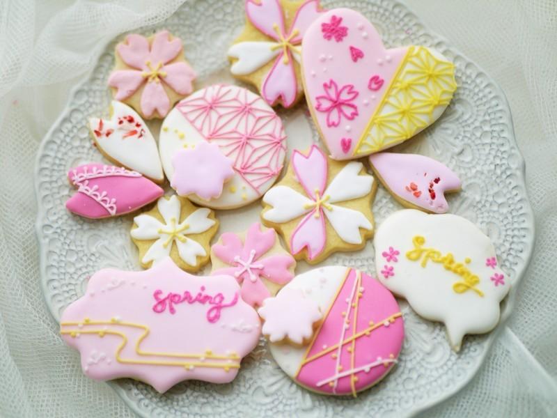 アイシングクッキーを1から学ぶ基礎レッスン♡の画像