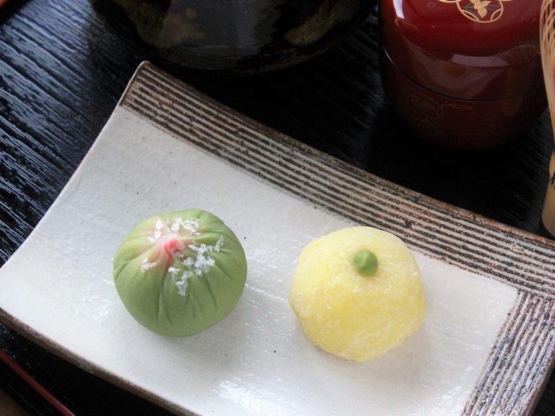 【和菓子作り】冬のもっちり美味しい和菓子を作ろう♪の画像