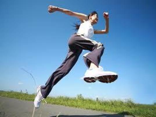 脚やせジョギング!一緒に走ってつきっきりでアドバイス!の画像