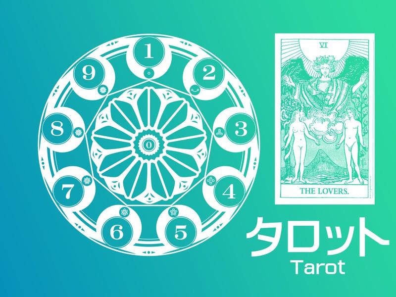 おうちでオンライン★イメージで読めるタロットカード【大アルカナ編】の画像
