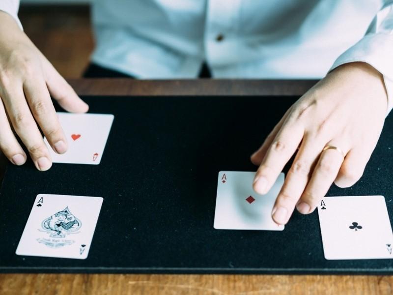 【オンライン】プロマジシャンから直接学べるマジック体験教室。の画像