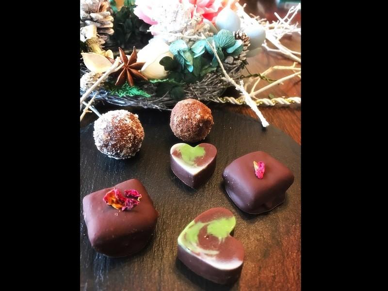 心と体が喜ぶ酵素溢れるローチョコレートの画像