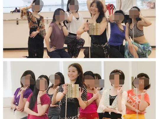 渋谷 ベリーダンス体験会の画像